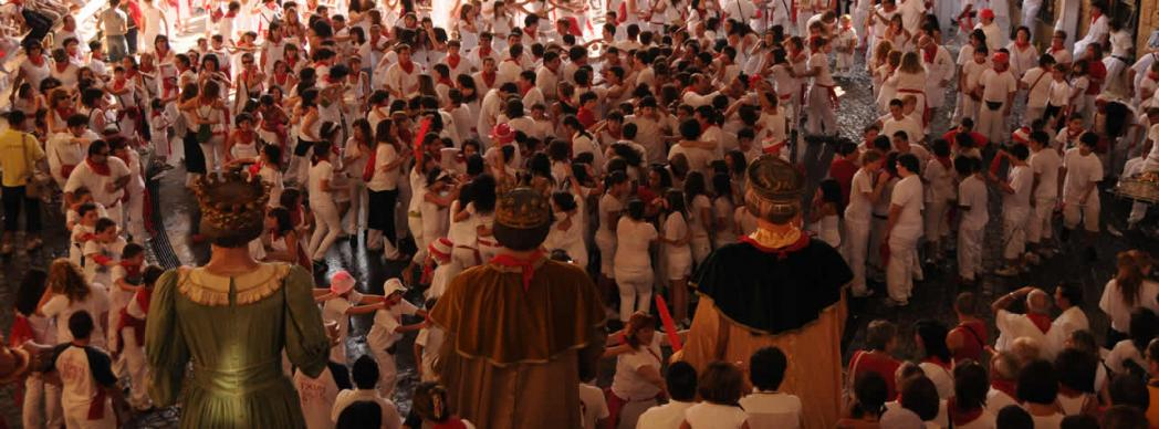 Fiestas patronales de Olite 2018