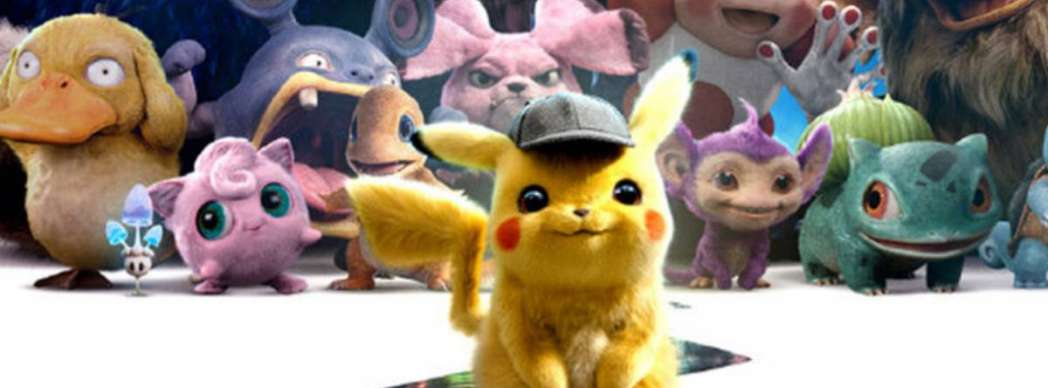 Pokemon Pikachu detektibea