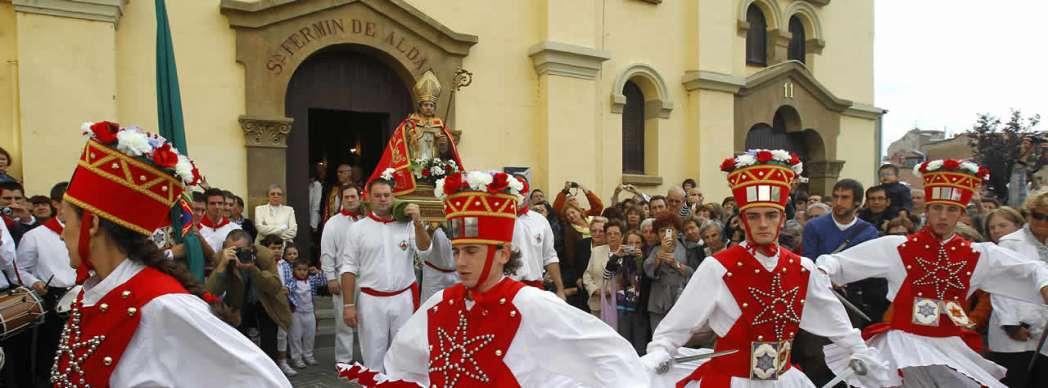 Fiestas de San Fermin Txikito 2018 - San Fermín de Aldapa