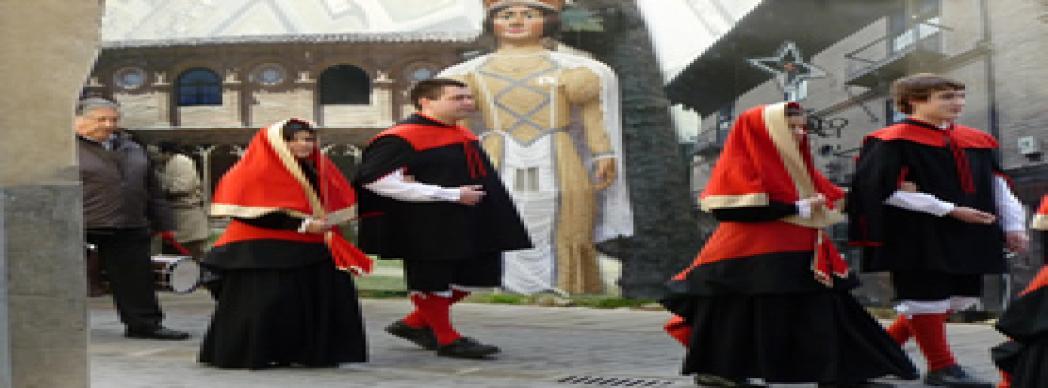 Fiestas de San Sebastián en Sangüesa 2018
