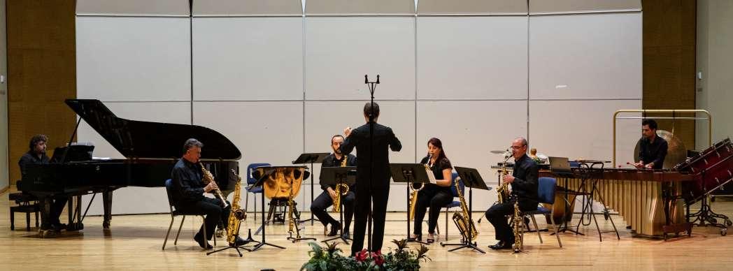 Sax Ensemble
