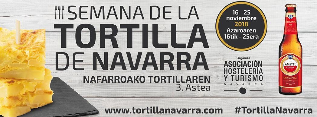 Semana de la Tortilla Navarra 2018