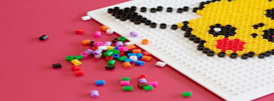 Taller de manualidades con Hama Beads