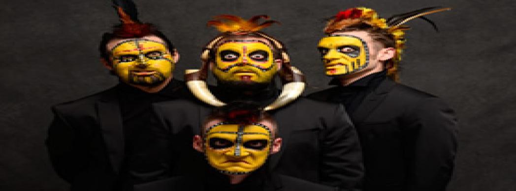 """Teatro: """"The Primitals"""""""