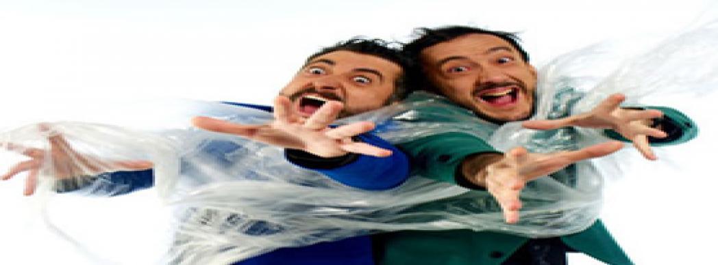 """Teatro de humor: """"Cotillas en 3D"""""""