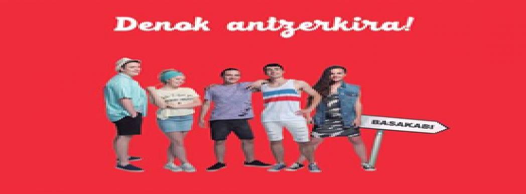 """Teatro musical en euskera: """"Go!azen 4.0"""""""