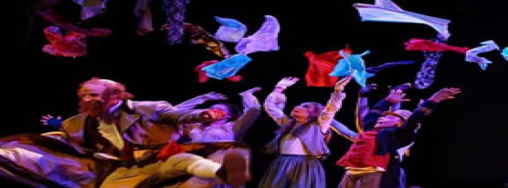 """Espectáculo musical: """"Oliver, el Musical"""""""