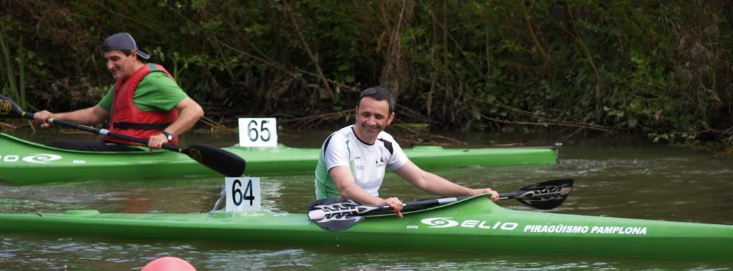 Curso de iniciación al kayak para personas adultas