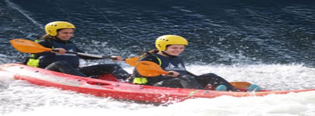 Kayak Río Arga - Arga Vivo