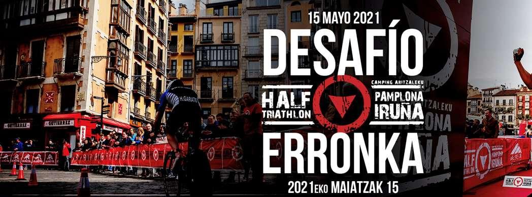 VII Half Triathlon Pamplona-Iruña 2021