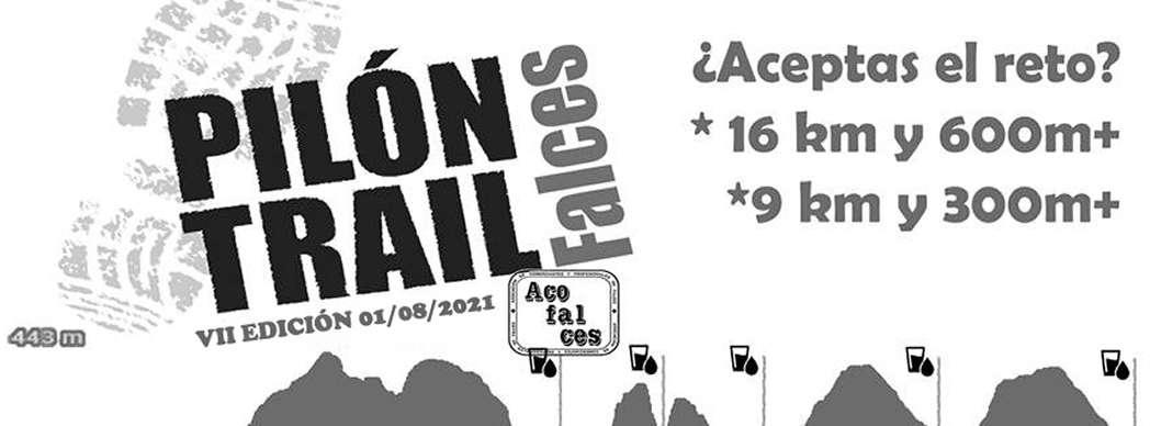 VII Pilón Trail AcoFalces 2021