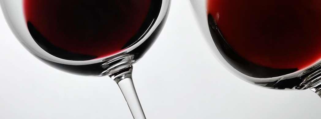 Cata de vino tinto