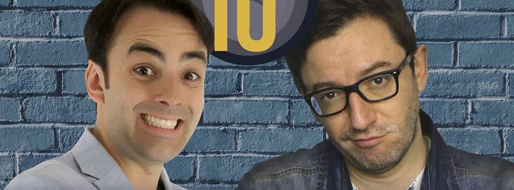 """""""Monólogos 10"""" con Pedro Llamas y David Navarro"""