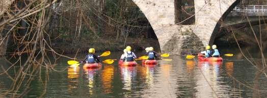 Grupos kayak