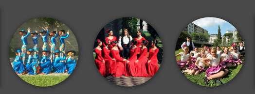 Espectáculo flamenco en Burlada