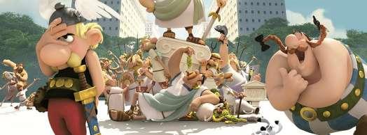 Asterix, jainkoen egoitza