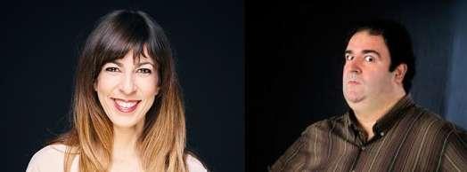 Monólogos de Aupa y Olé con Elisa Lledó & Javier Merino