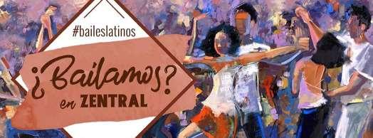 Bailes latinos en Zentral