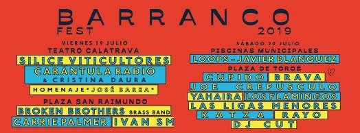 Barranco Fest 2019