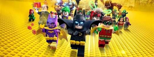Batman Lego filma