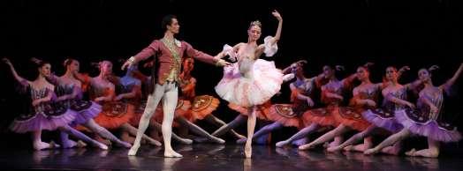 """Ballet Nacional Ruso: """"La Bella Durmiente"""""""