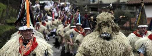 Carnavales Ituren y Zubieta