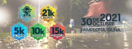 VIII Carrera Las Murallas de Pamplona 2021