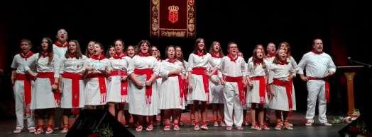 XIII Certamen de Jotas Premio Comunidad Foral de Navarra