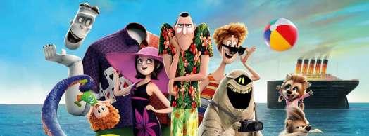 """Cine infantil: """"Hotel Transilvania 3: Unas vacaciones monstruosas"""""""