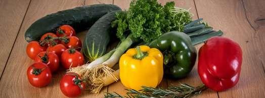 Curso verduras