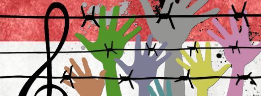 """Espectáculo multidisciplinar: """"Siria entre amores que matan"""""""