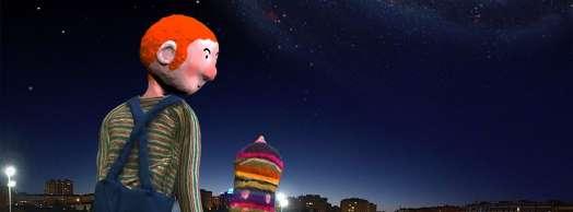 El Jardinero de la Galaxia y cielo en directo
