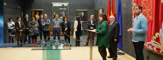 "Exposición ""Imágenes para un Parlamento"""