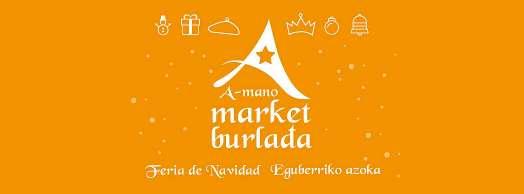 A-Mano Market Burlada 2018