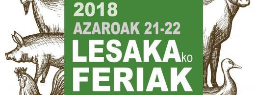 Ferias de Otoño en Lesaka 2018