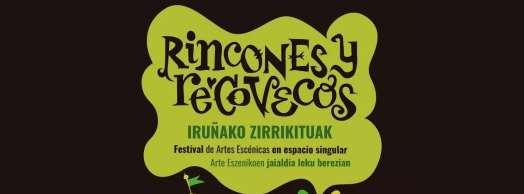 Festival Rincones y Recovecos Iruñako Zirrikituak