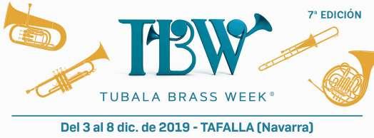 Festival Tubala Brass Week 2019