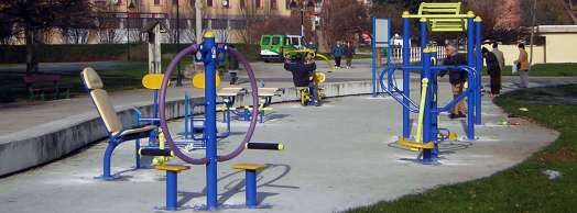 Gimnasia para mayores en Pamplona