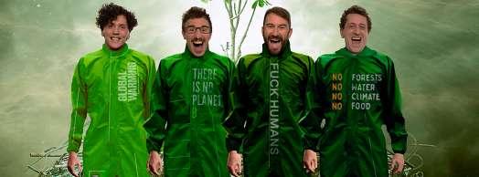 Greenpiss