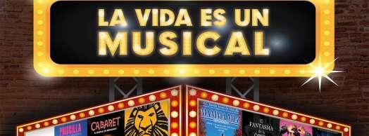 La vida es un musical