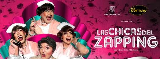 Las chicas del Zapping