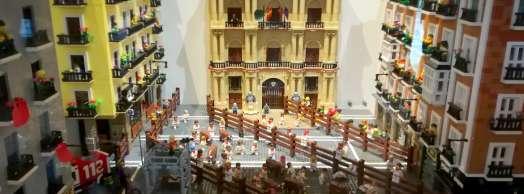Talleres Lego Sanfermines