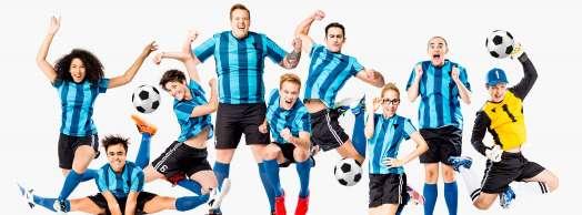 """""""Los Futbolísimos"""", el musical"""