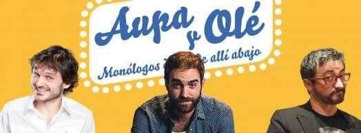Monólogos con Jon Plazaola, Salva Reina y Gorka Aguinagalde