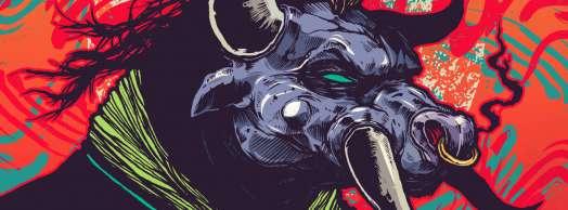 Monster Magnet llega a Pamplona con la gira especial 'Powertrip'