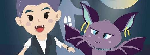 Niko, un pequeño vampiro