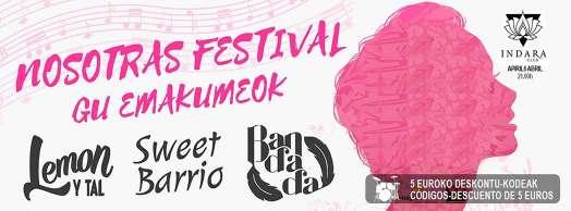 Festival Nosotras 2019
