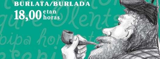 Olentzero en Burlada 2018