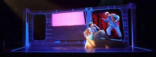"Teatro infantil: ""Juan sin miedo"""