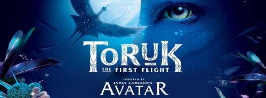 "Cirque du Soleil: ""Avatar: Toruk, el primer vuelo"""